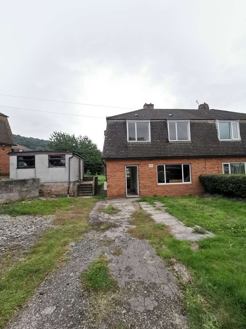 3 Bedrooms Semi Detached House for sale in 63 Woodland View, Wyesham, Monmouth, Monmouthshire