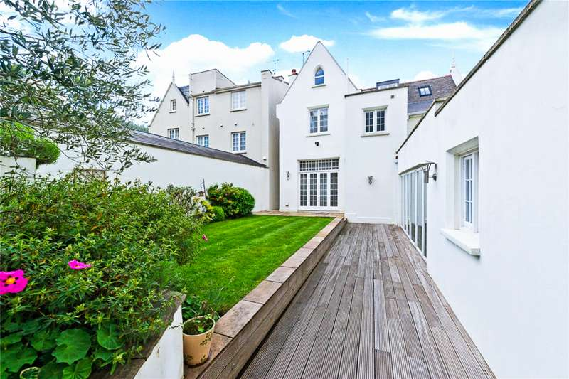 5 Bedrooms Detached House for rent in Five Bedroom for Rent, Loudoun Rd NW8