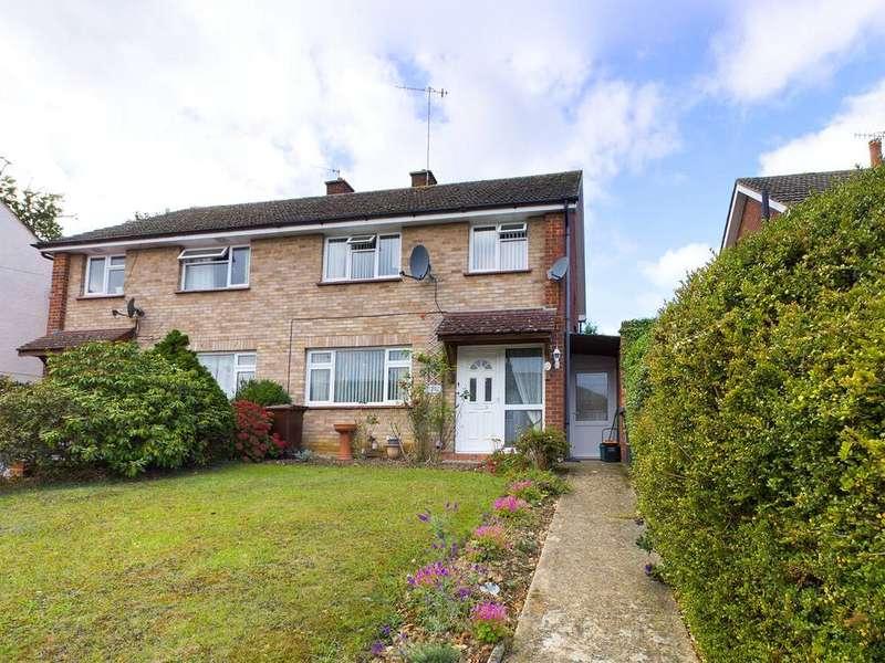 3 Bedrooms Semi Detached House for sale in Silverhurst Drive, Tonbridge, Kent
