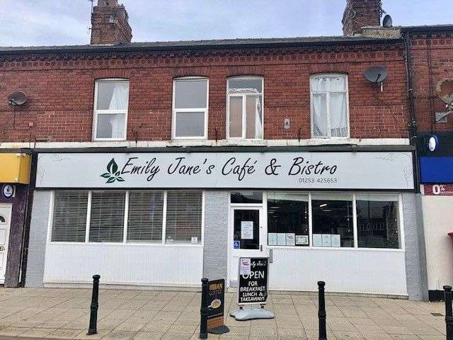 Property for sale in Emily Jane's Cafe and Bistro, 208-210, Lord Street, Fleetwood, FY7