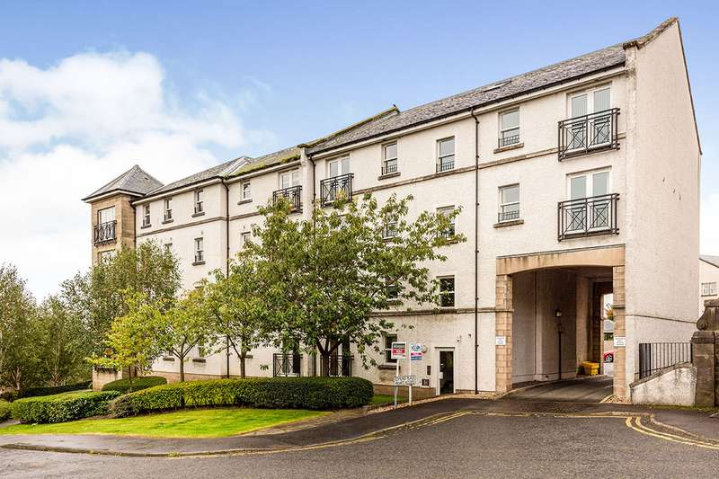 2 Bedrooms Flat for sale in Edmund Place, Dunfermline, KY12