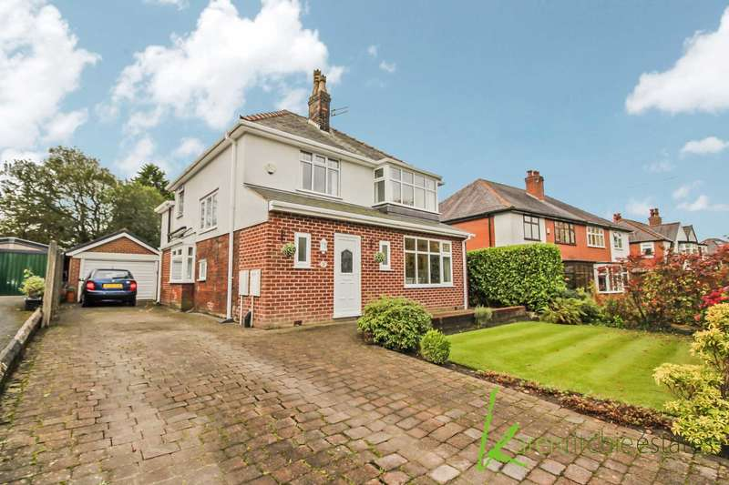 4 Bedrooms Detached House for sale in Old Kiln Lane, Bolton