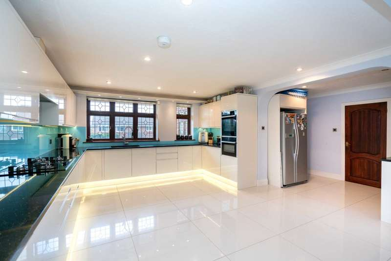 4 Bedrooms Detached House for sale in Chambersbury Lane, Hemel Hempstead