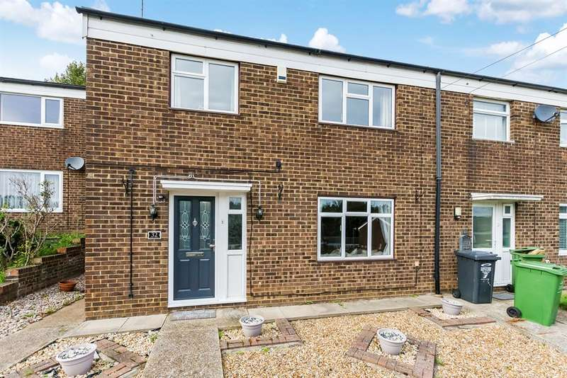 3 Bedrooms End Of Terrace House for sale in Ingress Gardens, Greenhithe, Kent, DA9 9HW