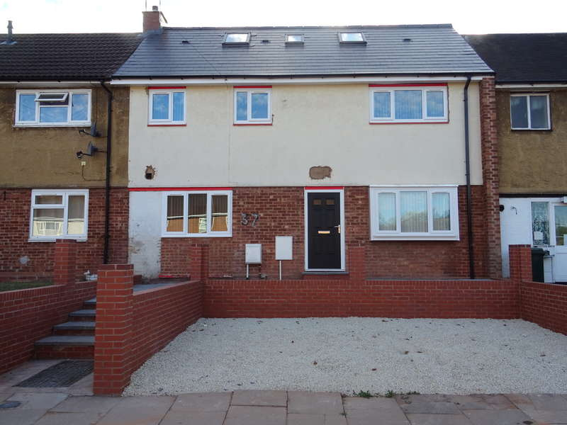 8 Bedrooms Terraced House for rent in Pershore Place, Cannon Park
