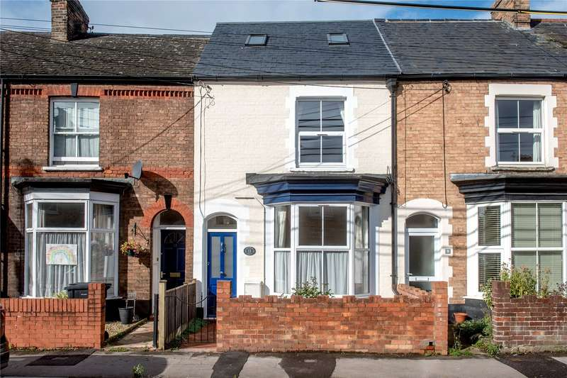 4 Bedrooms Terraced House for sale in FRENCH WEIR, Taunton, TA1