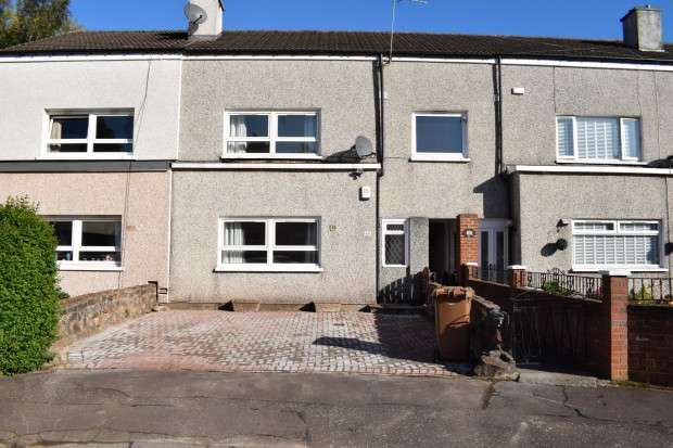 3 Bedrooms Terraced House for sale in 148 Gleddoch Road, Penilee, G52