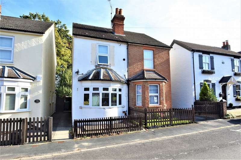 2 Bedrooms Semi Detached House for sale in Priory Street, FARNBOROUGH, Hampshire