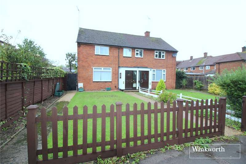 3 Bedrooms Semi Detached House for sale in Kenilworth Drive, Borehamwood, WD6