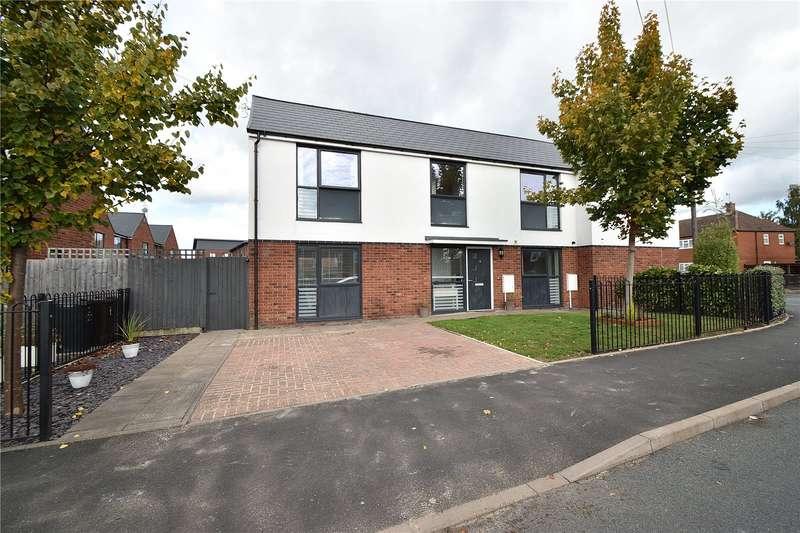 2 Bedrooms Semi Detached House for sale in Gresham Road, St Johns, Worcester