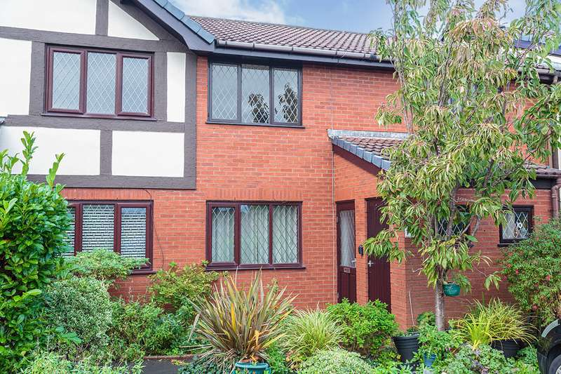 2 Bedrooms Apartment Flat for sale in Boleyn Court, Dalkeith Avenue, Blackpool, Lancashire, FY3
