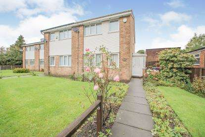 3 Bedrooms Semi Detached House for sale in Manchester Road West, Little Hulton, Manchester, Greater Manchester