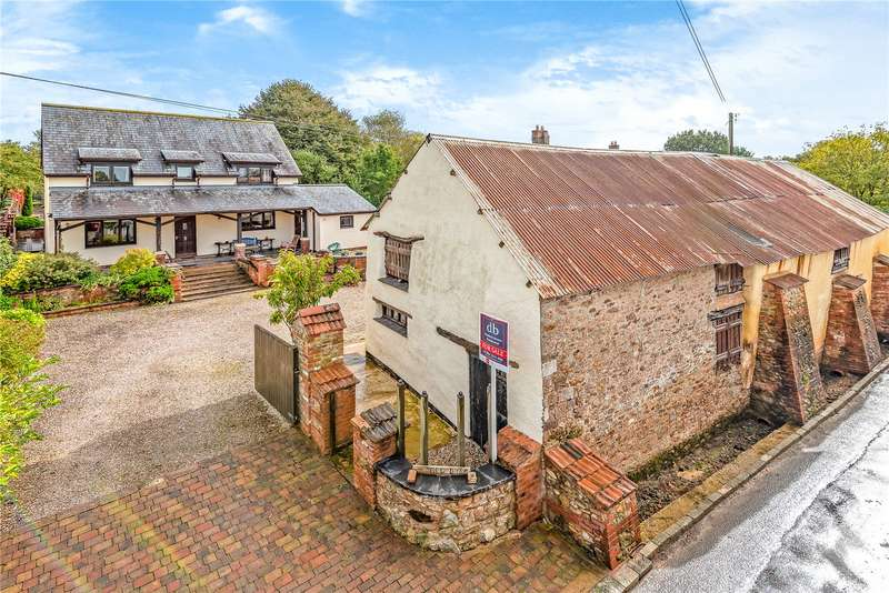 2 Bedrooms Detached House for sale in Luton, Payhembury, Honiton, Devon, EX14