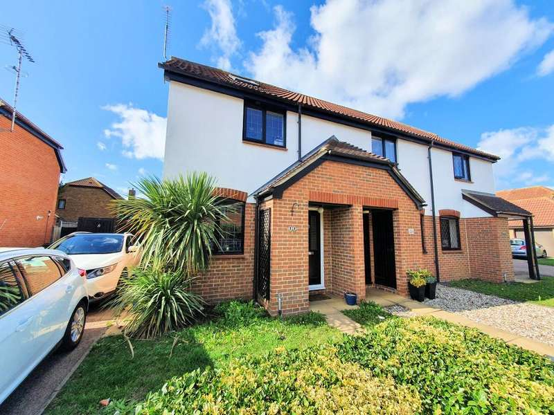 3 Bedrooms End Of Terrace House for sale in Shillingstone, Shoeburyness, Essex, SS3 8BY