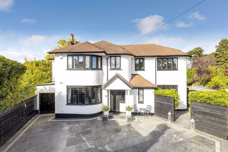 5 Bedrooms Detached House for sale in Fairfield Road, Petts Wood, Kent