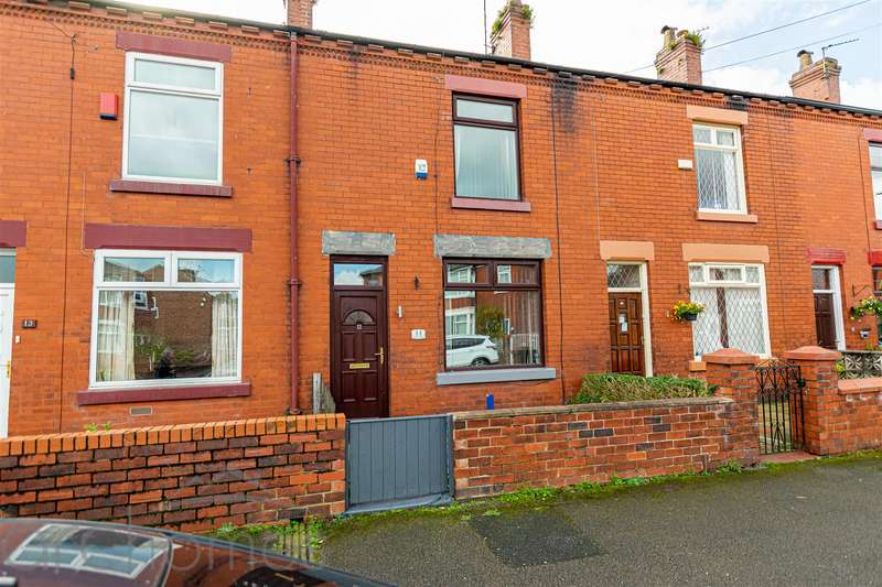 2 Bedrooms Terraced House for sale in Beech Street, Atherton, Manchester