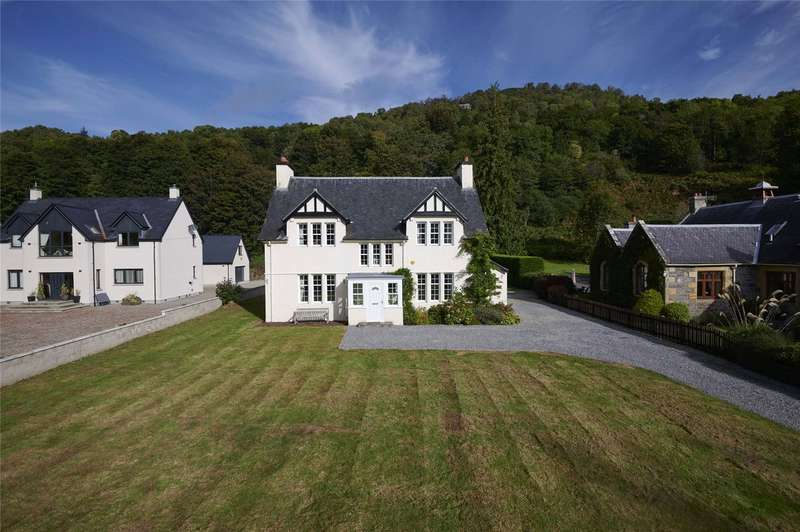 4 Bedrooms Detached House for sale in The Old Manse, Drumnadrochit, Inverness, Highland, IV63