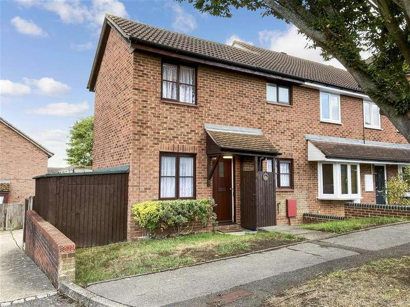 1 Bedroom Semi Detached House for sale in Harvel Avenue, , Strood, Rochester, Kent
