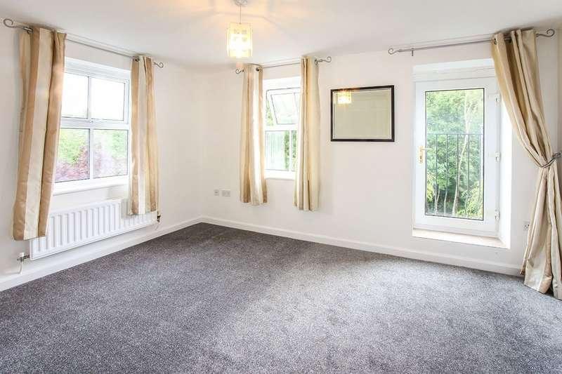 2 Bedrooms Apartment Flat for sale in Holland House Road, Walton-le-Dale, Preston, Lancashire, PR5