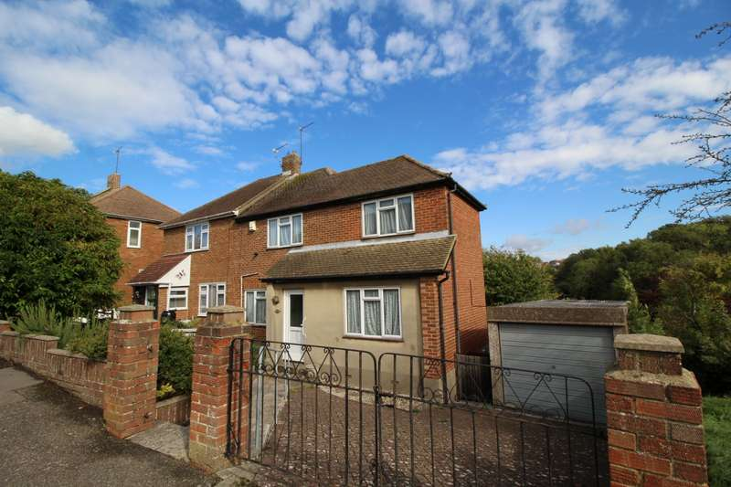 3 Bedrooms Semi Detached House for sale in Amethyst Avenue, Chatham, Kent, ME5