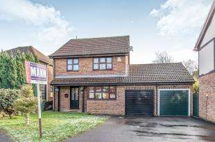 4 Bedrooms Detached House for sale in Harvesters Way, Weavering, Maidstone, Kent