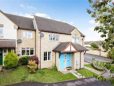 2 Bedrooms Terraced House for sale in Eagle Close, Chalford, Stroud
