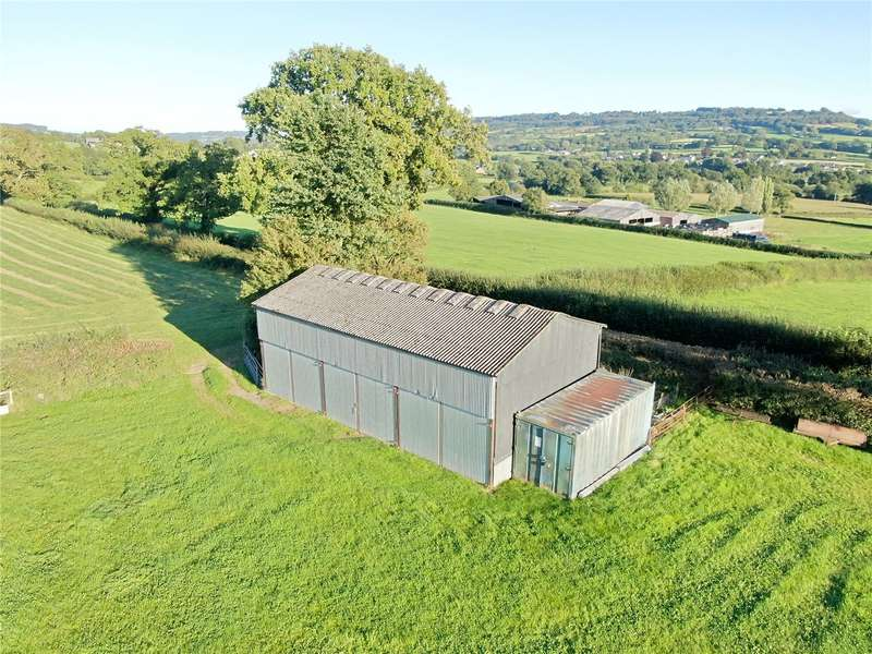 Barn Conversion Character Property for sale in Culmstock, Cullompton, EX15