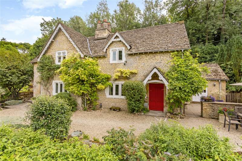 5 Bedrooms Detached House for sale in Bismore, Eastcombe, Stroud, Gloucestershire, GL6