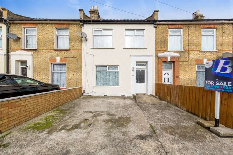 3 Bedrooms Terraced House for sale in Grange Road, Ilford, IG1