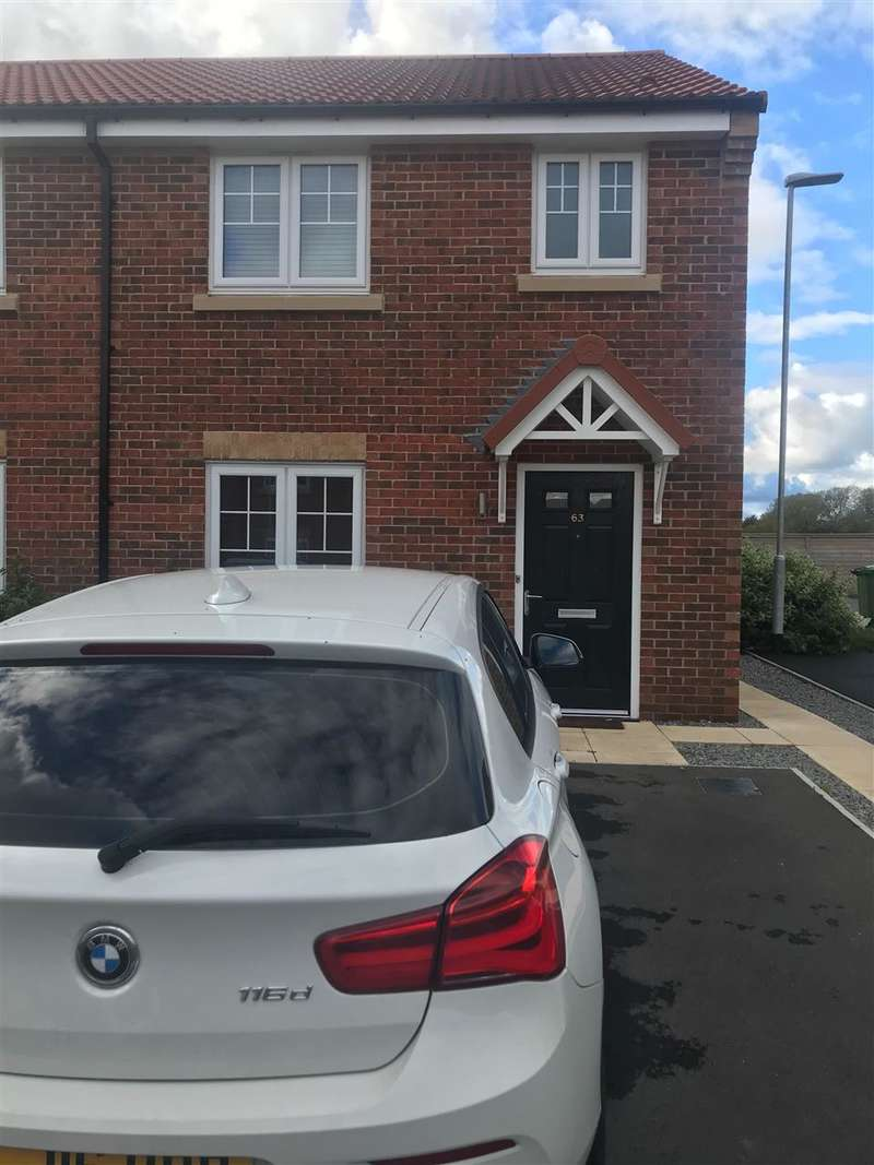 3 Bedrooms End Of Terrace House for rent in Goosepool Drive, Eaglescliffe, Strockton