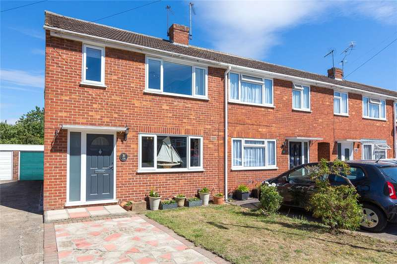 3 Bedrooms End Of Terrace House for sale in St. Anthonys Drive, Chelmsford, Essex, CM2