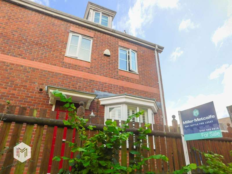 4 Bedrooms Semi Detached House for sale in Valley Court, Bury, BL8