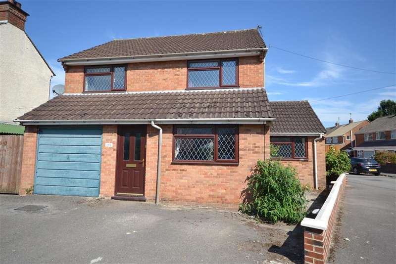 3 Bedrooms Detached House for sale in Quarry Gardens, Cam GL11 6HN