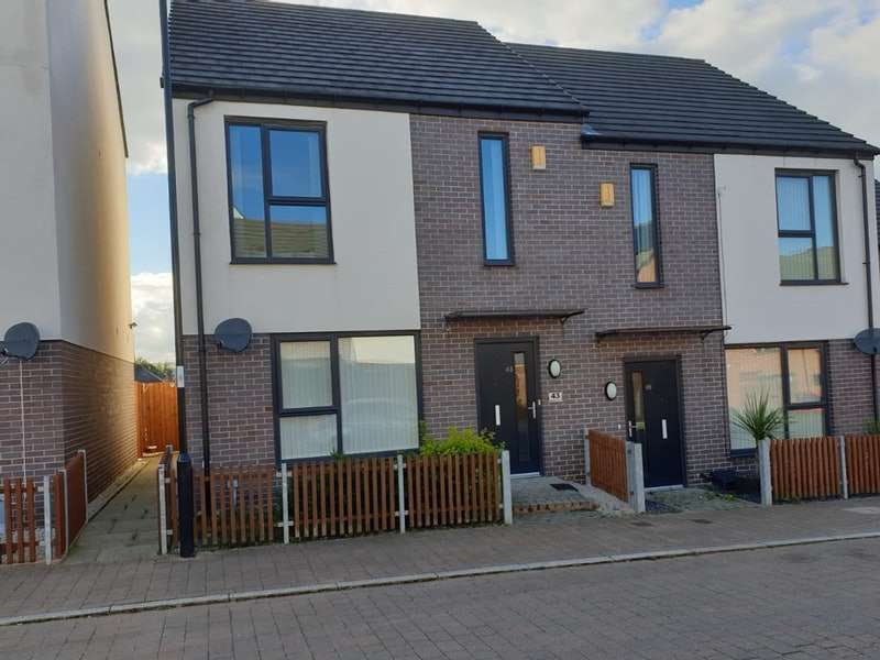 3 Bedrooms Semi Detached House for sale in Murdock Road, Parson Cross, Sheffield, South Yorkshire, S5