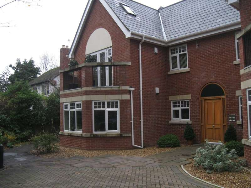 2 Bedrooms Flat for rent in Barkfield Mansions, 6a Wicks Lane, Formby