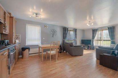 2 Bedrooms Flat for sale in Wordie Road, Stirling