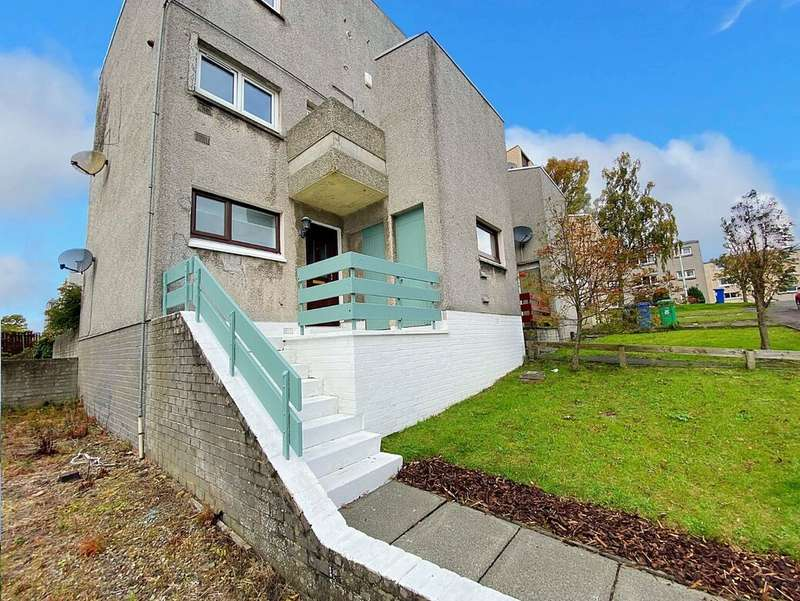 1 Bedroom Flat for sale in Golfdrum Street, Dunfermline, KY12