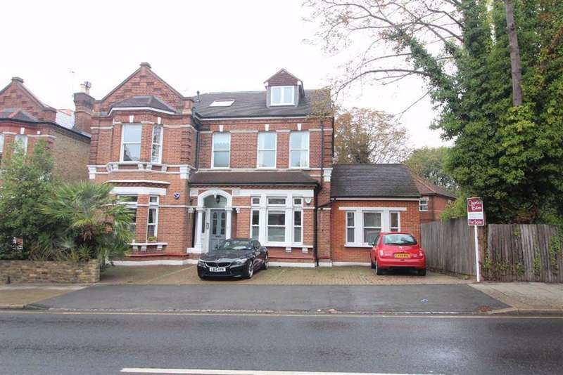 2 Bedrooms Flat for sale in Grovehurst Apartments, 49 Manor Road, Beckenham, BR3