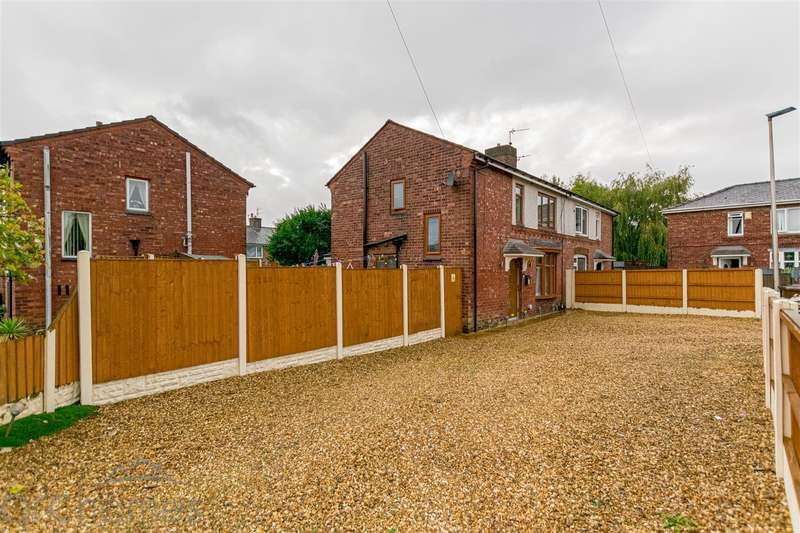 3 Bedrooms Semi Detached House for sale in Car Bank Square, Atherton, Manchester
