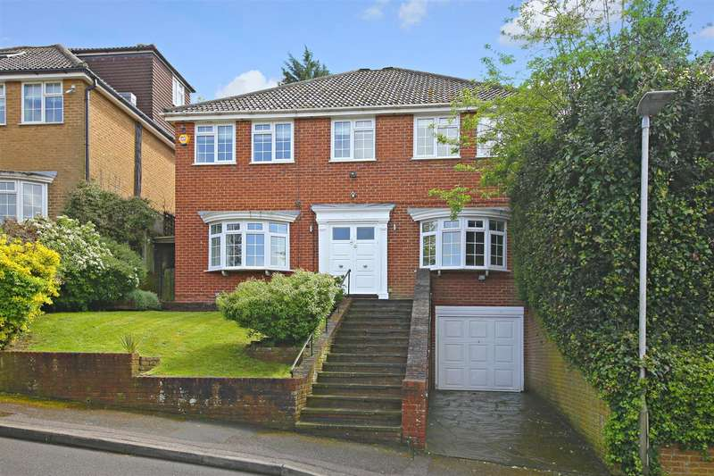 5 Bedrooms House for sale in Hadley Close, Elstree, Borehamwood