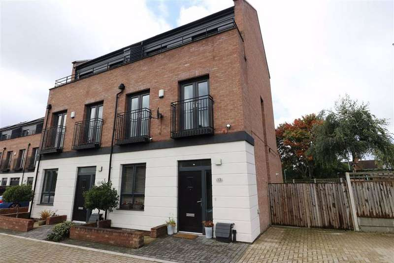 5 Bedrooms Semi Detached House for sale in Michaels Close, Northenden, Manchester, M22