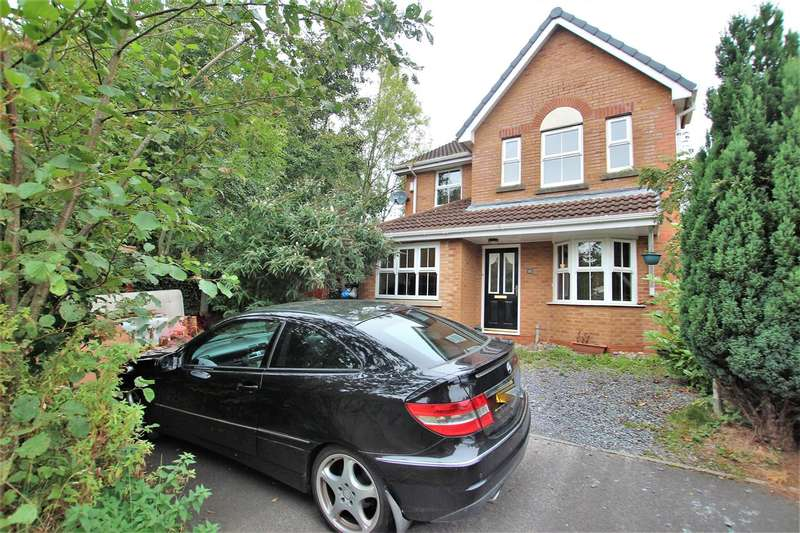 4 Bedrooms Detached House for sale in Hunters Lodge, Walton-le-Dale, Preston