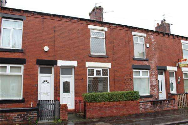 2 Bedrooms Terraced House for rent in Crosby Road, Manchester