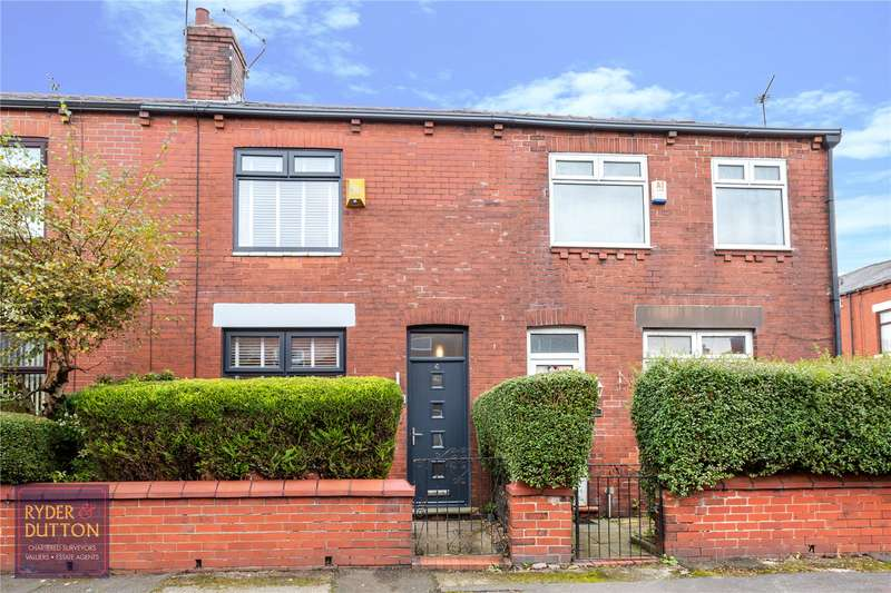2 Bedrooms Terraced House for sale in Briton Street, Royton, Oldham, Greater Manchester, OL2
