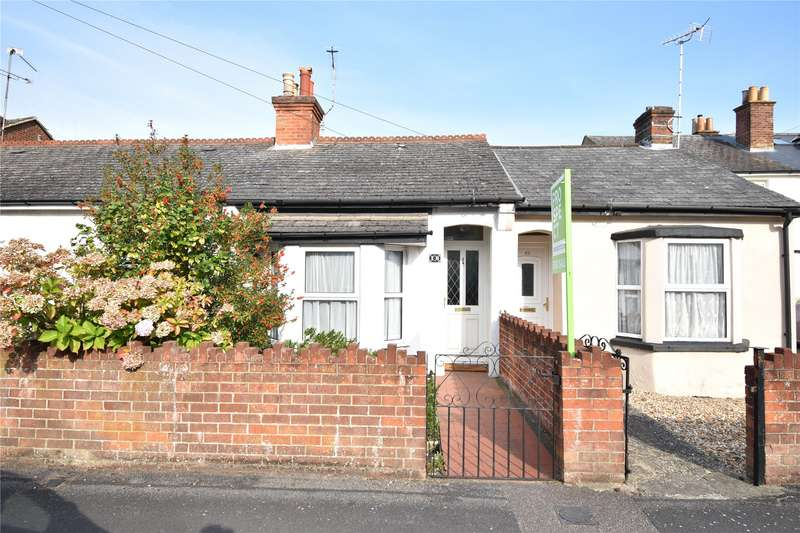 1 Bedroom Terraced Bungalow for sale in Peabody Road, Farnborough, Hampshire, GU14