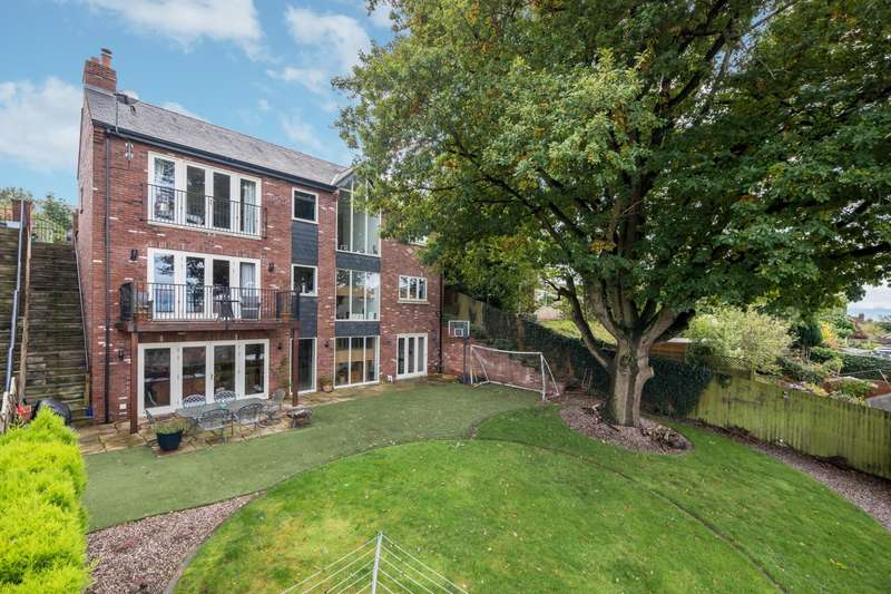 5 Bedrooms House for sale in 5 bedroom House Detached in Kelsall