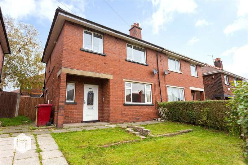 3 Bedrooms Semi Detached House for sale in Randolph Road, Kearsley, Bolton, BL4