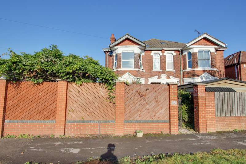 2 Bedrooms End Of Terrace House for sale in Peartree Avenue, Bitterne