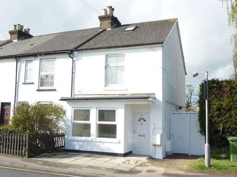 1 Bedroom Maisonette Flat for rent in Southgate Road, Potters Bar, EN6