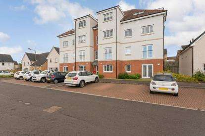 2 Bedrooms Flat for sale in Erskine Street, Stirling